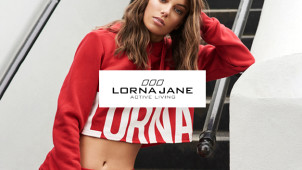 $20 Off Orders Over $200 at Lorna Jane