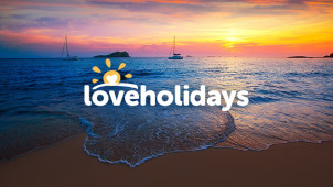 £80 Gift Card with Bookings Over £1,500 at loveholidays.com