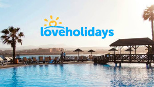 £80 Gift Card with Upfront Bookings Over £1,500 at loveholidays.com