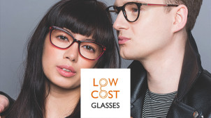 Save 40% When You Spend £70 at Low Cost Glasses