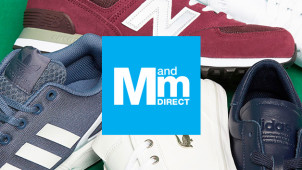 Clear Out Sale - Find 70% Off Orders at M and M Direct IE - While Stocks Last!