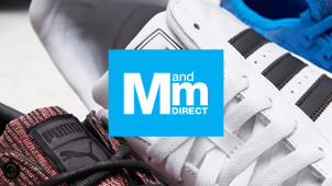 Find €60 Off in the Warehouse Clearance at M and M Direct IE