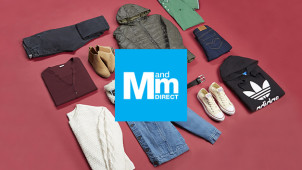 Black Friday Promotion - Get €60 Off in the Warehouse Clearance at M and M Direct IE