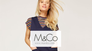 10% Off First Orders at M&Co