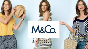 10% Off Full Price Orders at M&Co
