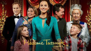 Up to £6 Off Online Bookings at Madame Tussauds