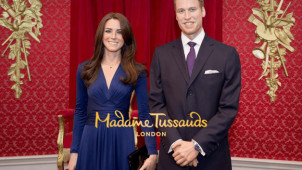 Check for Updates at Madame Tussauds London
