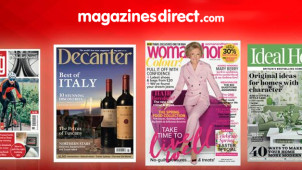 50% Off Selected Magazine Subscriptions at Magazines Direct