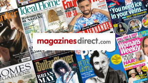 Up to 60% Off Subscriptions at Magazines Direct