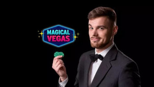 10 Free Spins on Registration at Magical Vegas