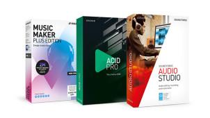 -20% de réduction sur Magix Audio Software chez MAGIX