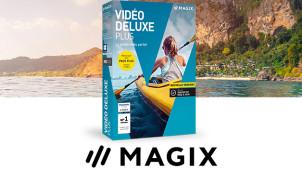 -30€ de réduction sur MAGIX Video Deluxe Plus