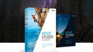 50% OFF nos produtos VEGAS Movie Studio 14 Platinum e Suite