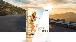 Cupom 20% OFF na linha VEGAS Movie Studio 15