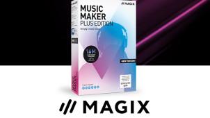 20€ Rabatt auf Music Maker Plus bei MAGIX