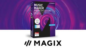 423€ Rabatt auf die Musik Maker Premium Edition bei MAGIX