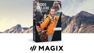Video deluxe Premium für nur 75€ bei MAGIX