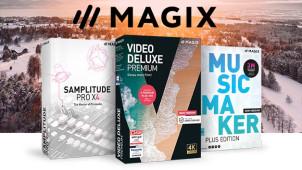 25% auf alle brandneuen MAGIX & Xara Design-Produkte bei MAGIX Software