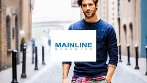 Free Fast Delivery on Orders Over €170 at Mainline Menswear