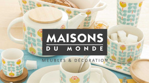 Discover 70% Off in the Winter Sale at Maisons du Monde