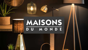 Free Delivery on Orders Over £500 at Maisons du Monde