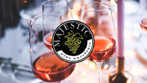 Free Pair Of Dartington Crystal Wine Glasses with 12 Bottles Of Spirit/Wine Orders at Majestic Wine