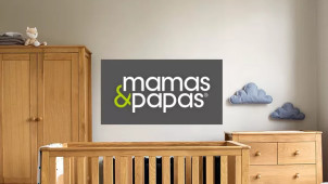 £5 Gift Card with Orders Over £50 at Mamas & Papas