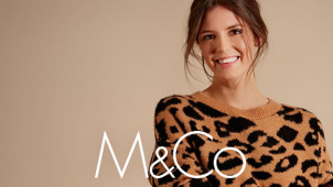 10% Off First Order at M&Co