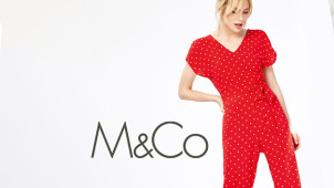 24% Off Orders at M&Co - 48 Hour Sale Special!