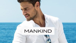 £10 Off Orders Over £50 at Mankind