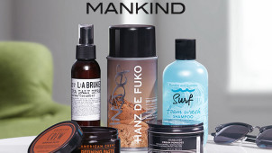 20% Off Grooming Essentials at Mankind