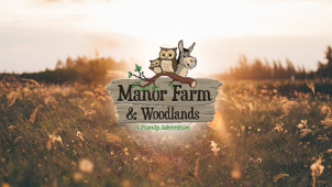2 for 1 Admission at Manor Farm Park & Woodlands