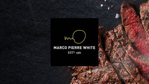 2 Course Meal for Two with Wine from £23 at Marco Pierre White Restaurants