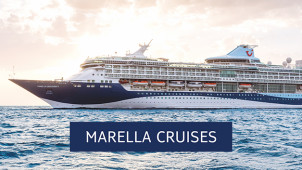 £50 Off Per Booking on Selected Caribbean Cruise Bookings at Marella Cruises
