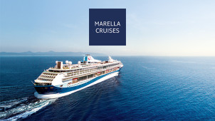 £100 Off Electric Sunset Cruise Bookings at Marella Cruises