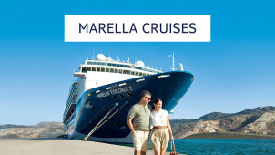Up to £474 Off October 2020 Cruise Deals with Marella Cruises