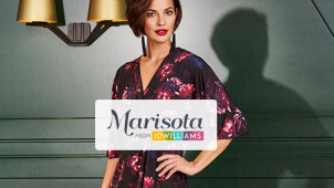 15% Off Fashion, Footwear & Lingerie Orders at Marisota