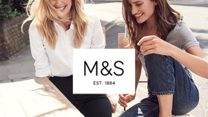 50% Off Selected Orders in the Autumn Sale at Marks and Spencer