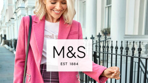 10% Off Orders Over €50 at Marks & Spencer