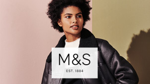 10% Off Full-Priced Orders Over €50 at Marks & Spencer