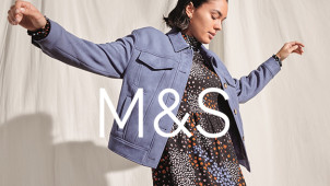 Up to 50% Off Orders in the Sale at Marks & Spencer