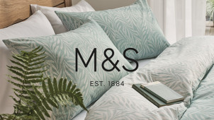 Free Delivery on Orders Over £50 at Marks & Spencer