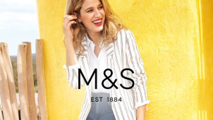 Up to 50% Off at Marks and Spencer