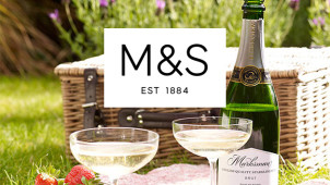 £10 Off First Wine Club Case Orders at Marks & Spencer