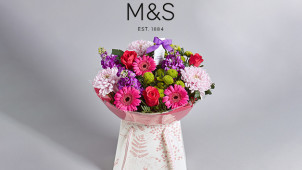 15% Off Flowers and Plants at Marks & Spencer