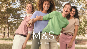 20% Off Men and Women's Footwear at Marks & Spencer