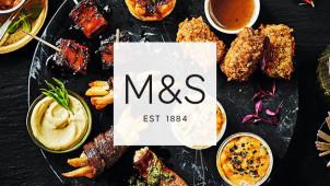 £5 Off Food to Order Over £35 at Marks & Spencer