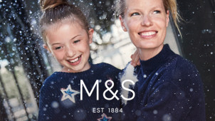 Up to 60% Off Clothing, Furniture and Home in the Winter Sale at Marks & Spencer