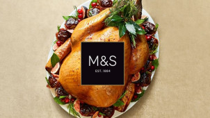 £5 Off Food to Order Orders Over £35 at Marks & Spencer