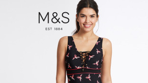 Up to 60% Off in the Marks & Spencer Summer Sale Plus Free Delivery on Orders Over £50